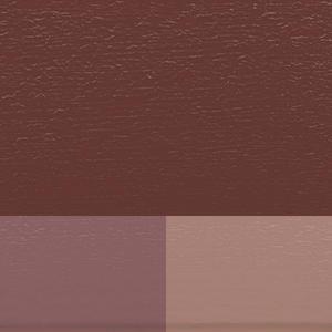 Rautaoxiidipunainen Tumma