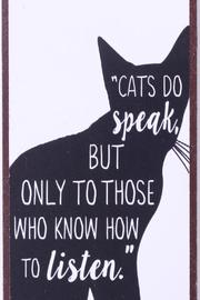 Magnet Cats do speak